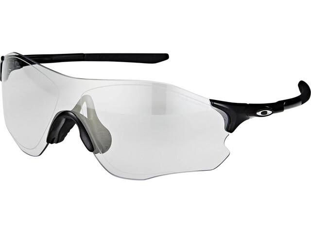 Oakley EVZero Path Cykelbriller sort/gennemsigtig (2019) | Briller